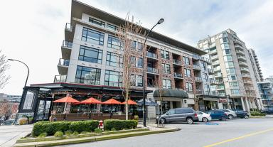 207 - 105 W 2nd Street, Lower Lonsdale, North Vancouver