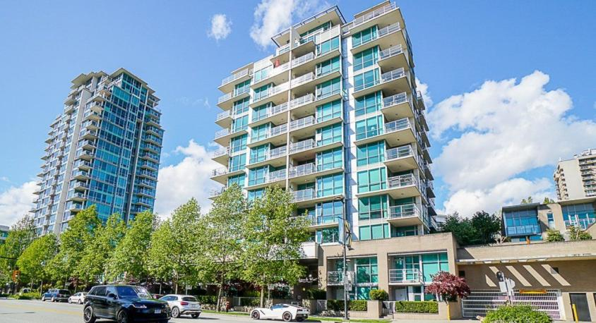 1006 - 168 E Esplanade, Lower Lonsdale, North Vancouver