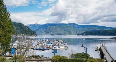 307 - 4390 Gallant Avenue, Deep Cove, North Vancouver